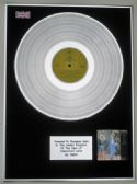ABBA  -  LP  Platinum  Disc  -  GREATEST HITS